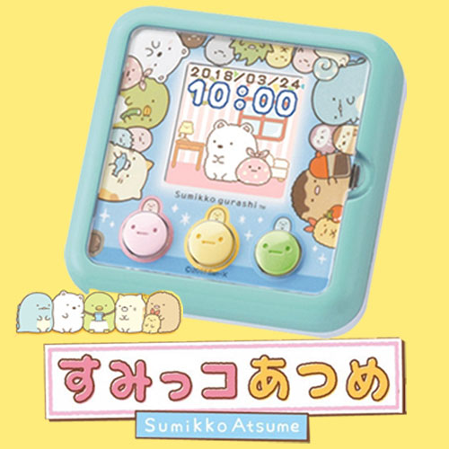 [NEW] Sumikko Gurashi Sumikko Atsume Takara Tomy Japan [JUL/2018]  ( No Strap/2nd Edition)