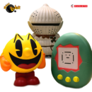 [NEW] [ Back-Order ] Maxi Bubz XXL Squishy Figure by Evolete 2019 Official Licensed -Tamagotchi | Pac-Man | Dark Souls