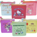 [NEW] Sanrio Silicon Squire Mini Pouch- Hello Kitty | Cinnamoroll | My Melody | Kuromi | Pom Pom Prin | Keroppi