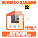 [Pre-Order] [NEW] Sumikko Sagashi Crystal Shield Screen Protect Film x1 Pdakobo Japan