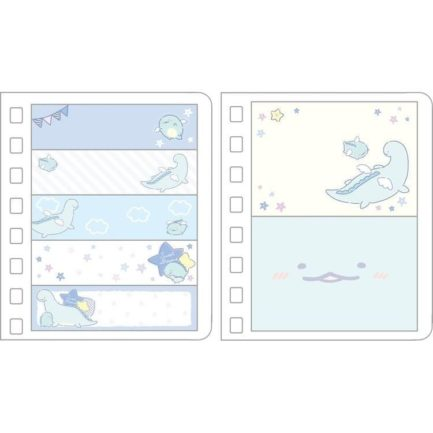 Tokage /& Mother Mini Sticky Note Memo Pad
