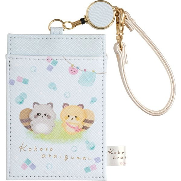 My Melody IC card case with reel pass case ticket case JAPAN new 2018 Sanrio